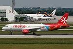 Airbus A320-211 Air Malta 9H-AEK (9370312677).jpg