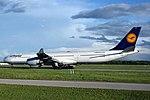Airbus A340-642 Lufthansa D-AIHV (14206274433).jpg