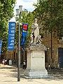 Aix-en-Provence-FR-13-cours Mirabeau-Statue Industries et Arts Décoratifs-01.jpg