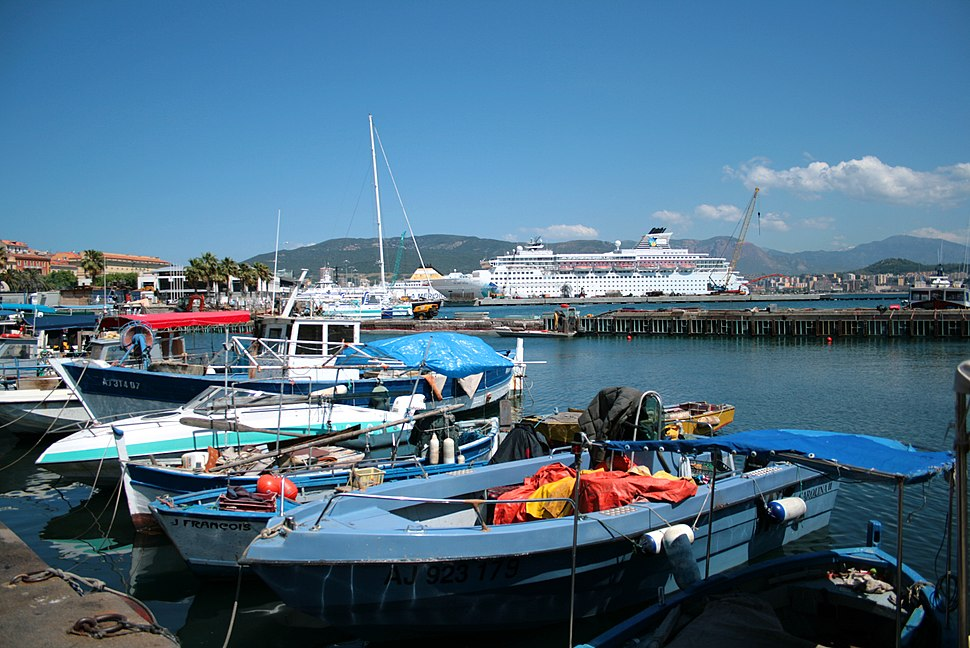 Ajaccio Port JPG2