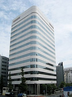 Ajinomoto headquarters 2009.jpg