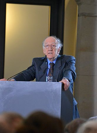 Christian Meier (historian) - Christian Meier (2015).