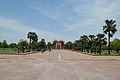 Akbar Mausoleum - South Facade - Sikandra - Agra 2014-05-14 3612.JPG