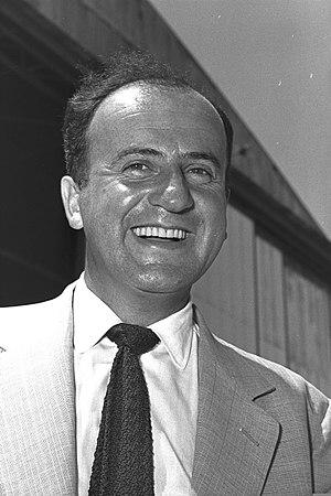 Al Schwimmer - Schwimmer in 1955.