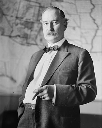 Teapot Dome scandal - Senator Albert B. Fall, the first former U.S. cabinet official sentenced to prison