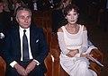 Alberto Arbasino con Margaret Mazzantini nel 1994, 04.jpg