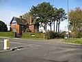 Aldercar Lane - Junction with Cromford Road - geograph.org.uk - 1026232.jpg