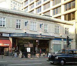 アルドゲイト駅
