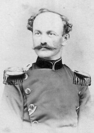 Alexander Rüstow (soldier) -  Alexander Rustow