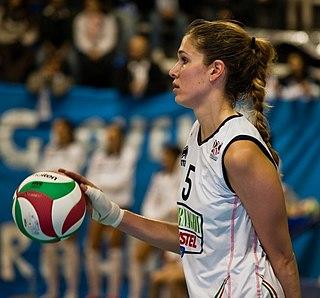Alix Klineman American volleyball player