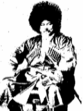 Alexandre Dumas with chokha. Alexandre Dumas. Le Caucase suite de en Russie.png