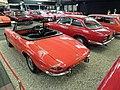 Alfa Romeo 1750 Duetto Spider 1968-70 with Giulia GT 1968 (13517746614).jpg