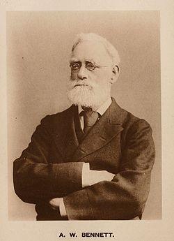 Alfred William Bennett, British botanist and publisher.jpg