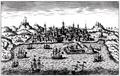 Alger, gravure rehaussée, début xviiie siècle.png