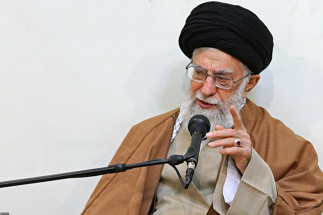 Ali Khamenei's weekly meetings with families of martyrs - Jan 2, 2018 (13961012 1238620).jpg