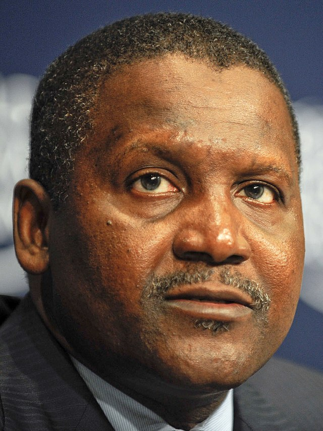 Aliko Dangote: le plus riche Africain