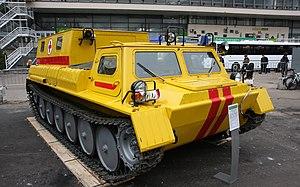All-terrain vehicle GAZ-34039 -5.jpg