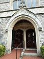 All Saints' Church, Eastleigh- porch - geograph.org.uk - 2708888.jpg