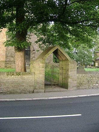 All Saints Church, Marple - Image: All Saints Church, Marple 03