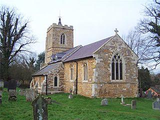 Allexton Human settlement in England