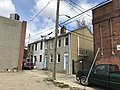 Alley houses, 411-417 Griffin Court, Baltimore, MD 21231 (25958509417).jpg