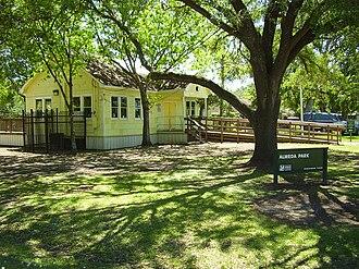 Almeda, Houston - Almeda Park and Community Center