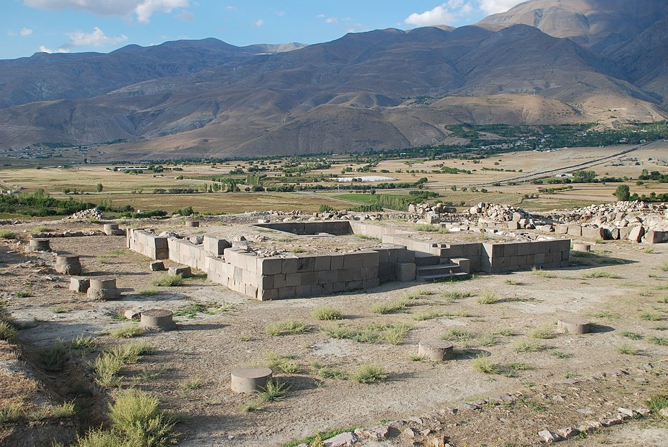 Altintepe-templeS