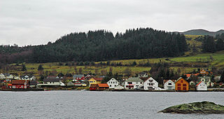 Haugaland District in Rogaland and Vestland, Norway