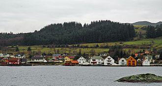 Haugaland - Alvestadkroken, Bokn