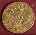 Alvise III mocenigo, osella in oro da 4 zecchini, 1727.jpg