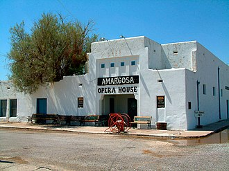 Death Valley Junction, California - Amargosa Opera House