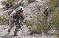 America's Battalion takes Texas, Echo Company fires the first shot 140405-M-WC184-034.jpg