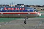 American Airlines N613AA Boeing 757 at Chicago 3270225877.jpg