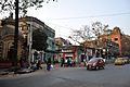 Amherst Street and Sitaram Ghosh street Junction - Kolkata 2014-01-01 1797.JPG