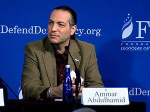 Ammar Abdulhamid - Abdulhamid at FDD
