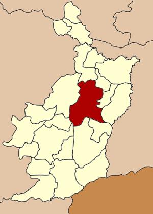 Mueang Buriram District - Image: Amphoe 3101