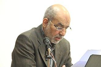 Reza Amrollahi - Image: Amrollahi at IWPSA2011