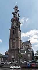 The Protestant Westerkerk
