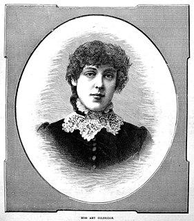 Amy Coleridge British actress