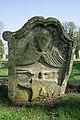 An old gravestone at Preston Church - geograph.org.uk - 1264840.jpg