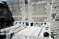Ancient Roman Public Latrine, Ostia Antica (6075060094).jpg