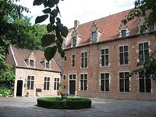Erasmus House museum in Anderlecht, Belgium