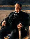 Retrato oficial de William Howard Taft.