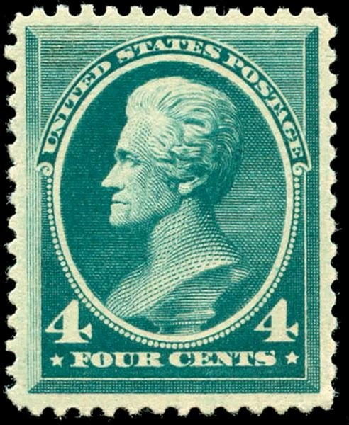 Andrew Jackson2 1883 Issue-4c