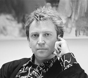 Andy Summers - Summers in 1989