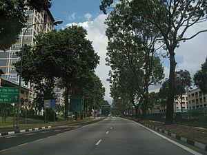 Ang Mo Kio Avenue 3, Singapore.