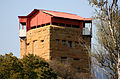 Anglo-Boer War Blockhouse at Harrismith Free State.jpg