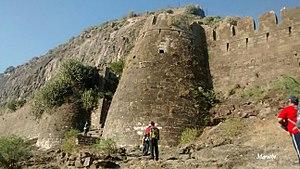 Ankai Fort - Image: Ankai 1
