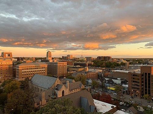 Ann Arbor mailbbox