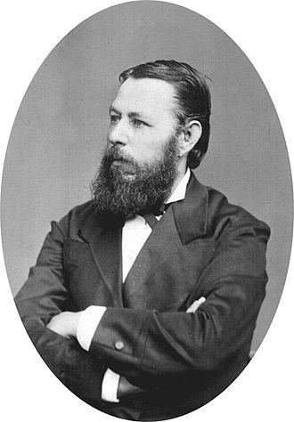 Nikolai Annensky - N.F. Annensky in the 1870s.